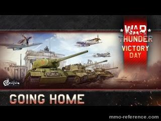 Vidéo War Thunder - Vidéo commémorative du 8 mai 1945