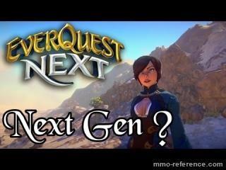 Vidéo EverQuest Next - Présentation HD en Français du MMORPG