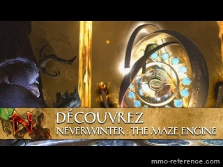Vidéo Neverwinter Xbone One - The Maze Engine