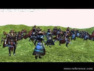 Vidéo Camelot Unchained - Présentation rapide du mmorpg