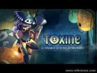 Vidéo Dofus - Nouveau compagnon Toxine