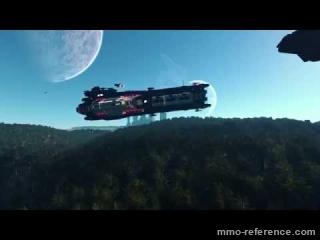 Vidéo Dual Universe - Vidéo de campagne Kickstarter