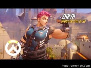 Vidéo Overwatch - Personne ne peut arrêter Zarya