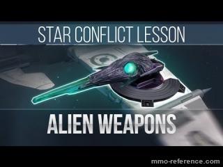 Vidéo Star Conflict - Trucs et astuces sur la technologie alien