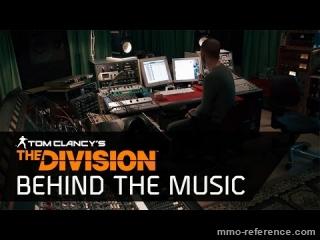 Vidéo Tom Clancy's The Division - Réalisation de la musique du jeu