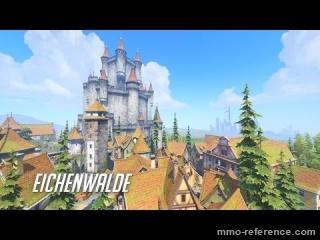 Vidéo Overwatch - Aperçu de la nouvelle carte Eichenwalde