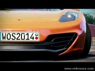 Vidéo World of Speed - McLaren