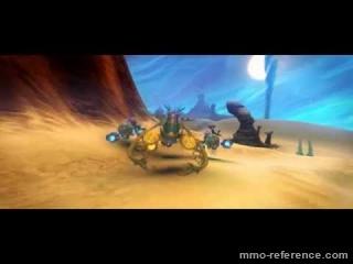Vidéo Allods Online - Scène de combat