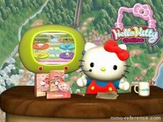 Vidéo Hello Kitty Online - Le jeu vidéo en ligne
