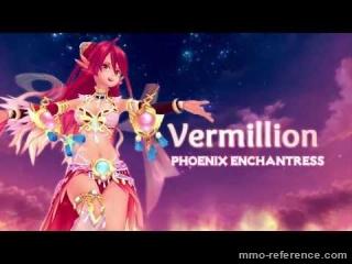 Vidéo Aura Kingdom - Introduction de Vermillon