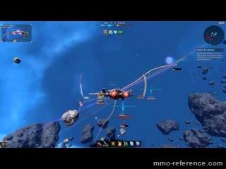 Vidéo Star Conflict - Le caputre des balises (Niveau du joueur > 10)