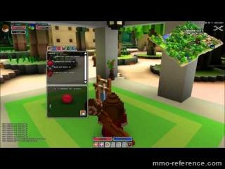 Vidéo Cube World - Exploration de l'univers
