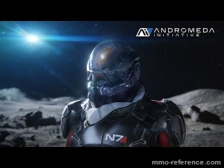 Vidéo Mass Effect Andromeda - Join the Andromeda Initiative