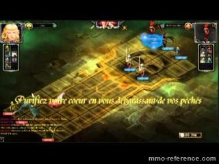 Vidéo La colère des dieux - Première bande annonce du jeu de stratégie
