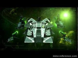 Vidéo DarkOrbit - Intégration des nouveaux vaisseaux de guerre