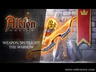 Vidéo Albion online - Le tir à l'arc