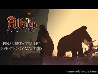 Vidéo Albion online - Final Beta Trailer - tout le monde joue un rôle