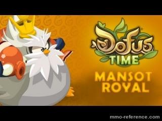 Vidéo Dofus - Le Mansot Royal
