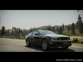 Vidéo World of Speed - La mytique Ford Mustang GT