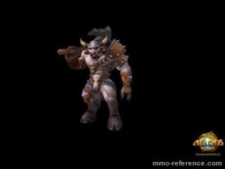 Vidéo Allods Online - Mmorpg Minotaur