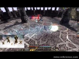 Vidéo Echo of Soul - Tournoi PvP en 3 contre 3
