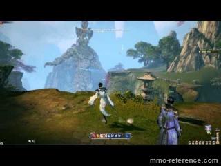 Vidéo Dragon Sword Online - GamePlay  du Mmorpg UHD