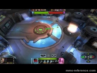 Vidéo Games of Glory - Les armes que vous pouvez utiliser