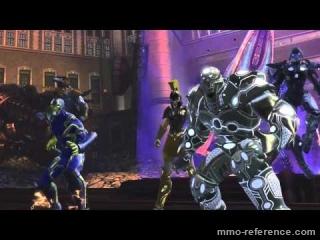Vidéo DC Universe Online - La Bataille pour la Terre - Trailer
