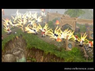 Vidéo Legend of Edda - Un mmorpg axé RVR