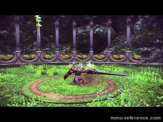 Vidéo Tera - Apparences d'arme grotesques !
