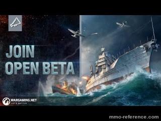 Vidéo World of Warships - Jouez à la bêta maintenant