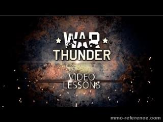 Vidéo War Thunder - Apprendre à voler en mode réel