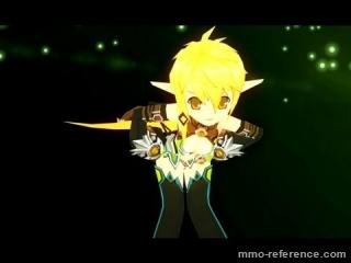Vidéo Elsword - Transformation de Rena