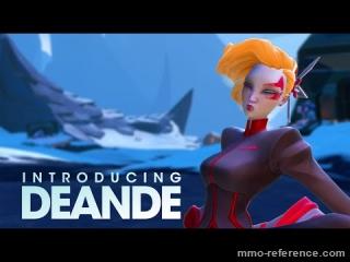 Vidéo Battleborn - Lumière sur le personnage Deande