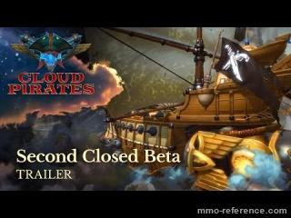 Vidéo Cloud pirates - Des batailles épiques en PVP