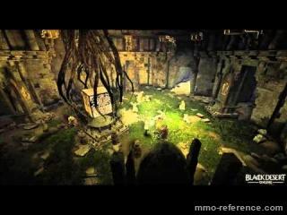 Vidéo Black Desert Online - Mmorpg Alpha Test #1