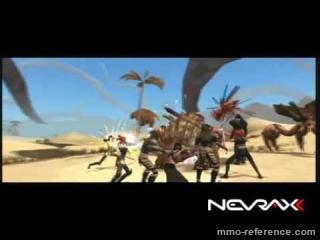 Vidéo Ryzom - Un mmorpg open source