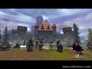 Vidéo Neverwinter - Bande-annonce officielle de Strongholds