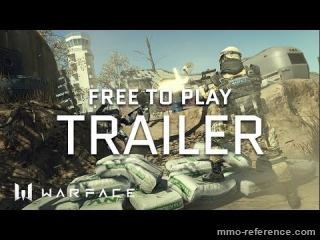 Vidéo Warface - Trailer du jeu de tir en ligne AAA