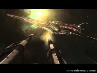 Vidéo Elite Dangerous - Combat du vaisseau capital