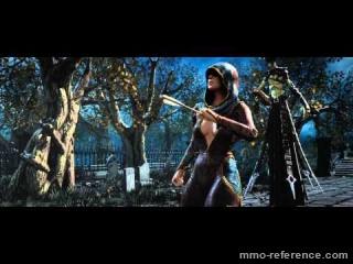 Vidéo Deadbreed - Annoncement du MOBA d'arène classique