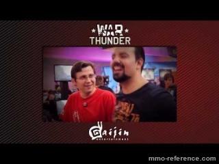 Vidéo War Thunder - Elu meilleur jeu de simulation de vol et de tank