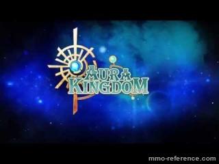 Vidéo Aura Kingdom - Le teaser du mmorpg manga