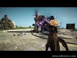 Vidéo Black Desert Online - Premier Teaser Trailer du mmorpg