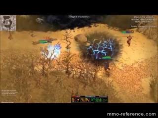 Vidéo The Exiled - Les armes et armures du mmo