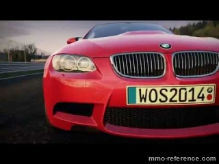 Vidéo World of Speed - La furieuse BMW M3 E92