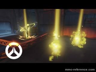 Vidéo Overwatch - Les capacités de soignante d'Ange