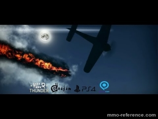 Vidéo War Thunder - Jouer à War thunder sur PS4
