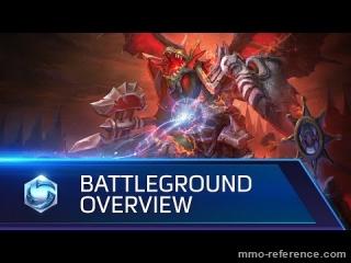 Vidéo Heroes of the Storm - Aperçu du Champ de bataille  Dragon Shire