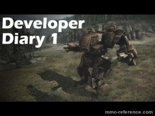 Vidéo MechWarrior Online - Journal des développeurs #1